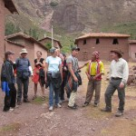 Arrival in the Sacred Valley
