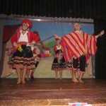 A dance from high in the Andes