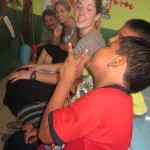 Learning to sign -- Peruvian sign language is similar to ASL