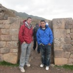 In Pukapukara -- site of a watch tower at Cusco's eastern edge
