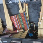 The Andes are home to a wide variety of wind instruments