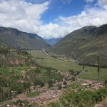 Entering the Sacred Valley