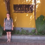 Time for lunch at La Casona