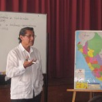 Dr. Eduardo Arroyo describes the racial/ethnic diversity found in Peru