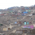 "This human settlement (""asentamiento humano"") is just four years old"