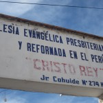 The Evangelical Presbyterian Church in Huanta