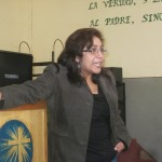 Rebeca Valverde describes the pros and cons of mining in the Andes