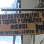 """Andean Camelid and Textile Interpretive Center"""
