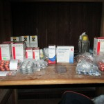These medicines are available at cost to members of the community