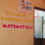 "Austin's classroom: ""Communication and Math"""
