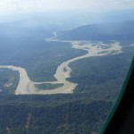 Entering the Amazon basin
