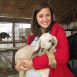 INTAP is an institute where students learn how to raise animals for food