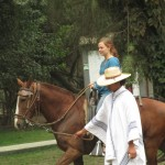 The caballo de paso is known world-wide for its smooth ride