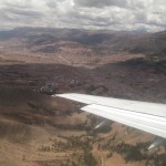 "Descending into Cusco, the Inca's famed ""Navel of the World"""