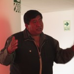 "Juan Carlos Machicado lectures on ""Andean Spirituality"""