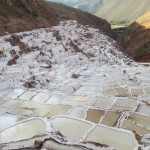 The Maras salt works
