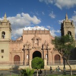 Ayacucho, the Stately City, is home to this and 32 other colonial-era churches