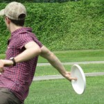 Tossing the disk