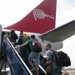 Peruvian Airlines Flight #216 Lima-Cusco