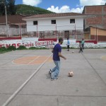 Soccer is a favorite activity in Winpillay