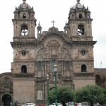 One of several cathedrals on Cusco's Plaza de Armas