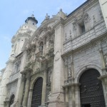 The architecture of Peru's religious buildings is impressive -- the scale is grand and the style ornate