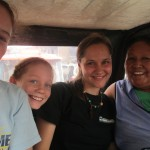 Time for something entirely different -- mototaxi rides!
