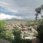 View of Huamanga, capital of Ayacucho Department