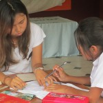 Most don't have a parent or other capable adult at home to assist them with math, English and other challenging subjects