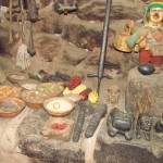 Household items common in the Inca era