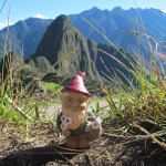 "The traveling ""duende"" (gnome)"