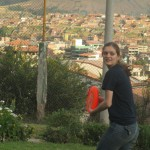 Frisbee is virtually unknown in Peru