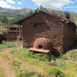 An adobe home