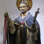 Another Peruvian saint, St. Martin of Porres, known as the first black saint of the Americas