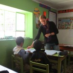Most Peruvian schools offer English instruction ...