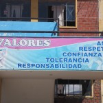 """Values:  Love, Respect, Trust, Tolerance, Responsibility"""