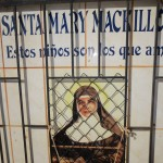 St. Mary Mackillop was a pioneer in education