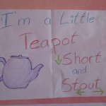 """I'm a little teapot..."""