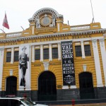 The Estación de Desamparados is the beautiful former railway station beside the presidential palace. Built in 1912, it features a beautiful stained glass skylight and a museum dedicated to Mario Vargas Llosa, arguably Peru's most famous author.