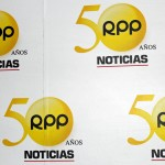 Grupo Radio Programas del Peru (RPP), a radio and television broadcasting company, is celebrating its 50th anniversary of reporting the news.