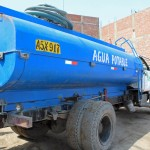 Residents of Chavín de Huántar depend on water tankers to deliver water for drinking, cooking, washing clothing and bathing.