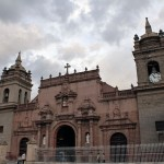 The Basilica Catedral is one of 33 Catholic churches in Ayacucho.