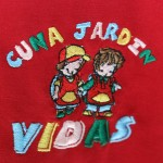The logo of the Vidas preschool.