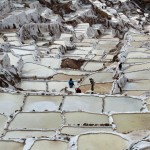 The Incas expanded the facility to provide their vast empire with salt.