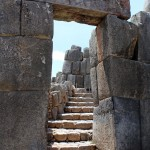 Saqsayhuaman doorway