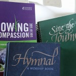 Resources used for Sunday worship.