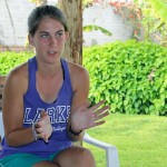 Lauren discusses highlights of her six weeks of service.