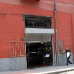La Merced, an excellent restaurant with an unremarkable facade.