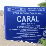 On the way to Caral.