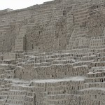 The Huaca Pucllana.
